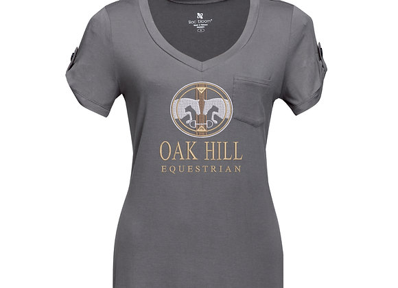 Oakhill Tri-Mountain Short Sleeve T-Shirt