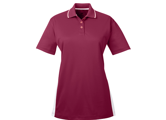 Ultra Club sport two color polo shirt