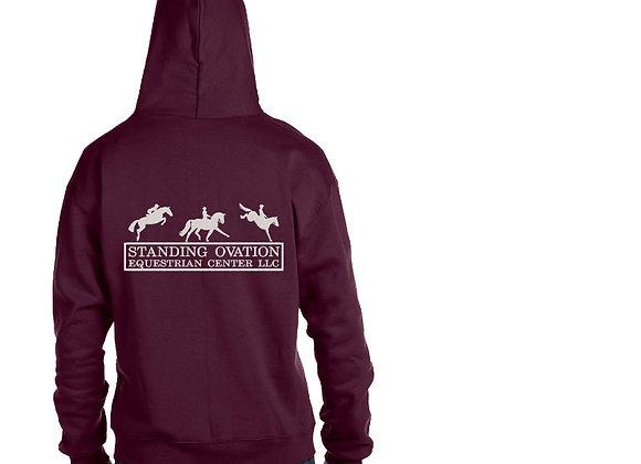 SOEC Sweatshirt Full Back