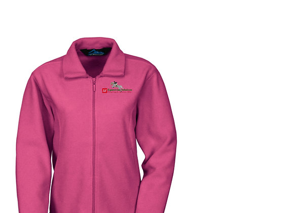 Tri-Mountain Women's Micro Fleece Jacket