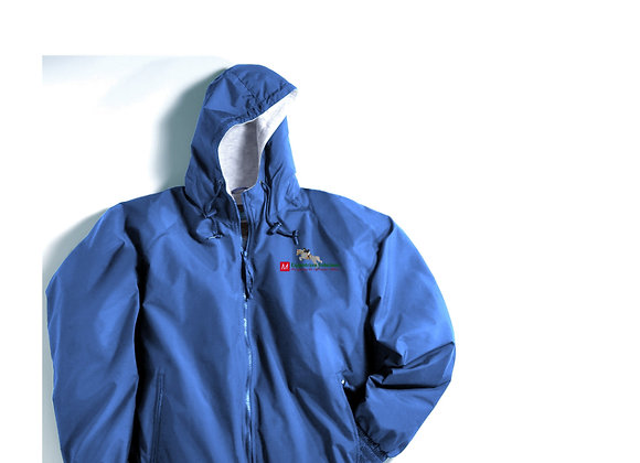 Tri-Mountain Nylon/Jersey Adult Jacket