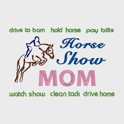 Horse Show Mom Jumper