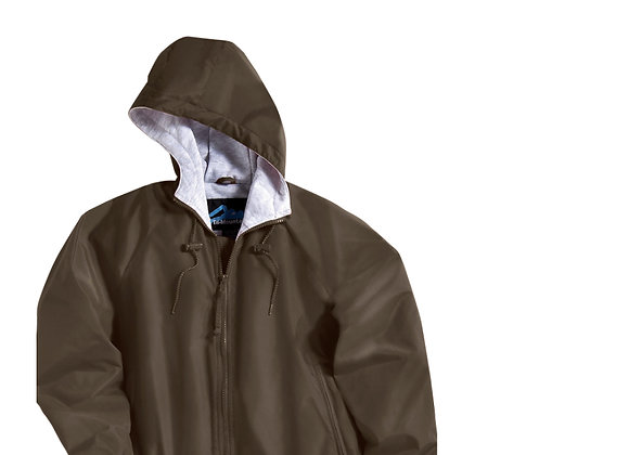 Tri-Mountain Nylon/Jersey Youth Jacket
