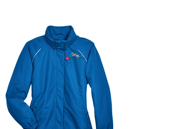 Core 365 Adult Nylon/Jersey Jacket