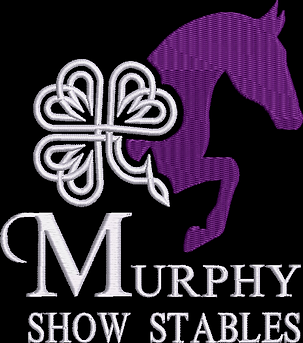 Murphy Show Stables SADDLE PAD.PNG