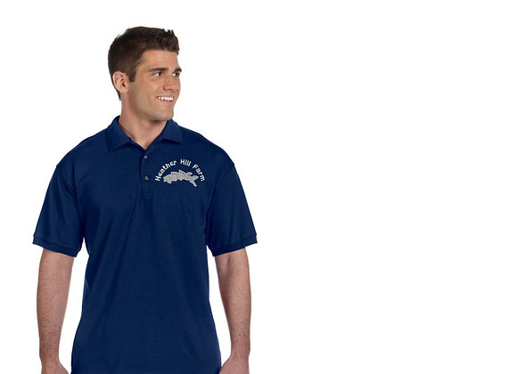 HH Ultra Cotton Adult Polo
