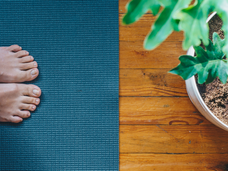 Yoga for Gratitude: Turn those frowns upside down and practice cultivating some big G's!