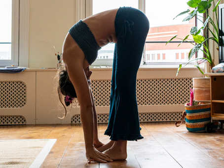 Yoga to get your blood pumping: 8 poses to improve your circulation