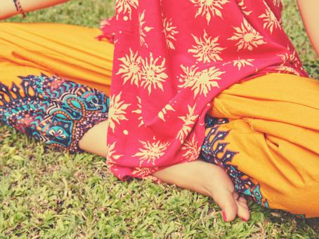 Secrets of an Outdoor Yoga Practice
