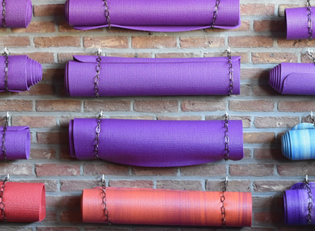 Yoga: Mats And All That
