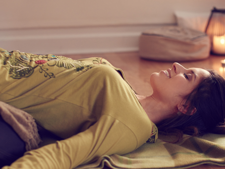 10 restorative yoga poses (and 5 signs you need them!)