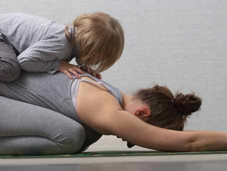 Yoga for Period Pain: Finding some ease