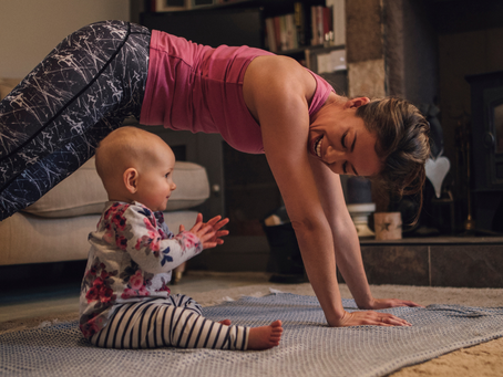 Yoga for Mums
