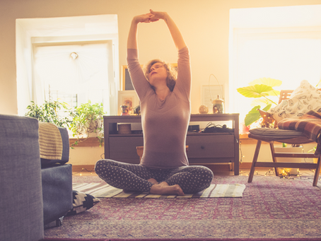 This International Yoga Day: Why it's important to keep up with our good lockdown habits