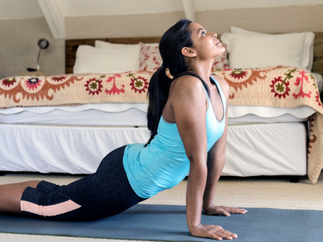 4 Reasons why Sun Salutations could change your yoga practice
