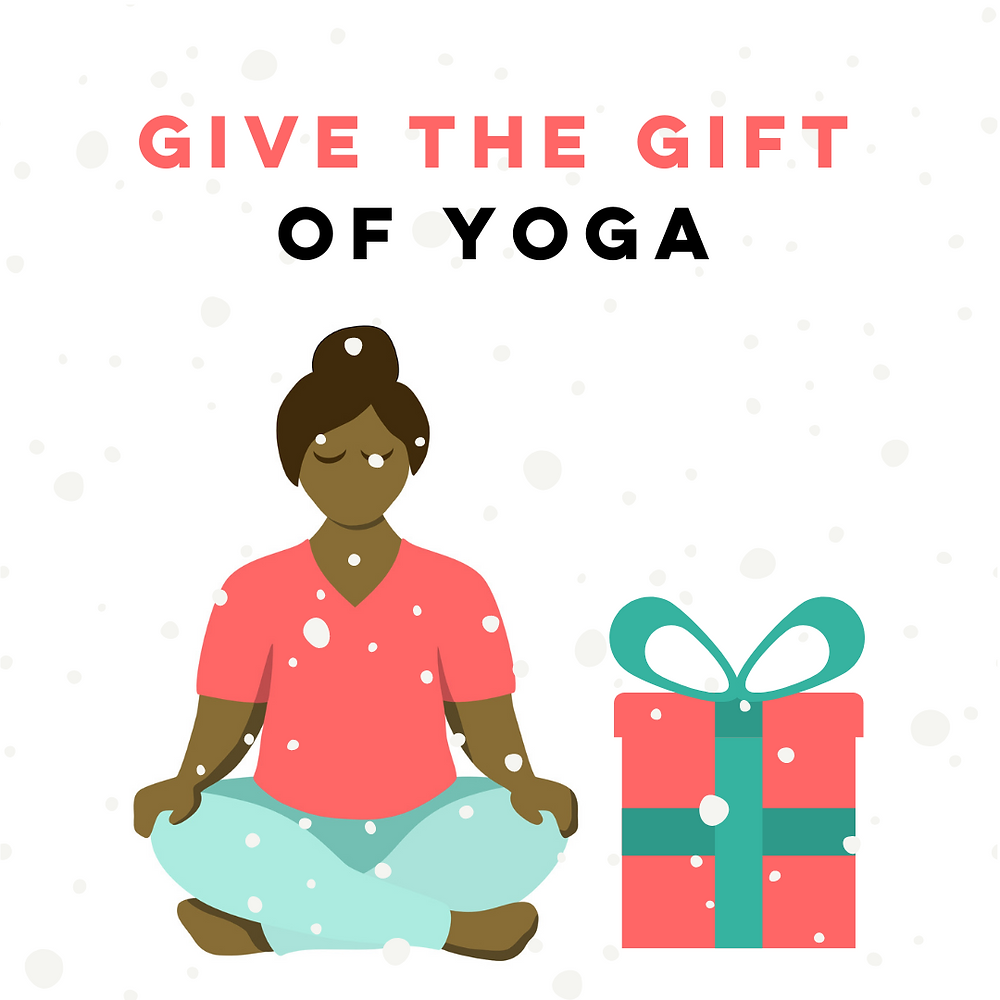 The Frog Project gift voucher to practice live online yoga at home this christmas