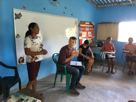 An American in Honduras