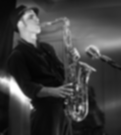Recepção com Saxofone