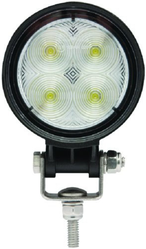 Seachoice - LED - Flood Bleam Work Light, Round