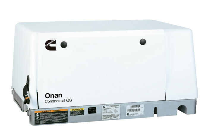 Onan QG 7000 for Commercial Mobile