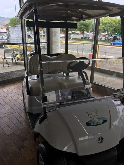 Yamaha Gas GolfCart w/ Memphis Speaker