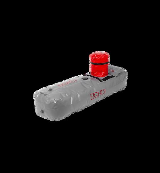 Telescope - Locker/Seat Ballast - 360lbs - Sliver