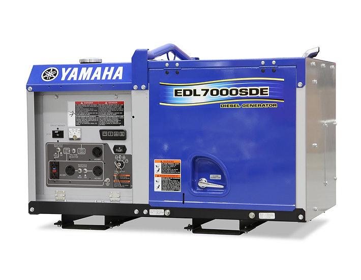 Yamaha EDL70SDE Diesel Portable Generator