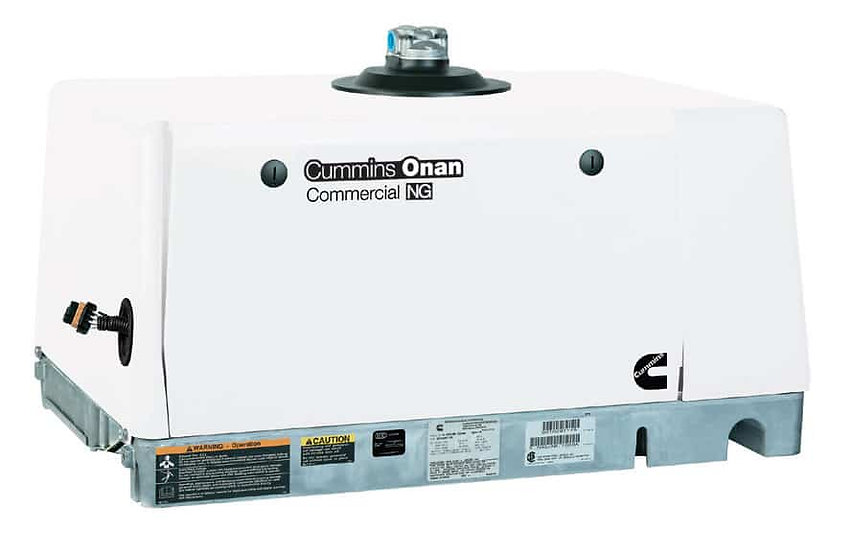 Onan NG 5500 for Commercial Mobile