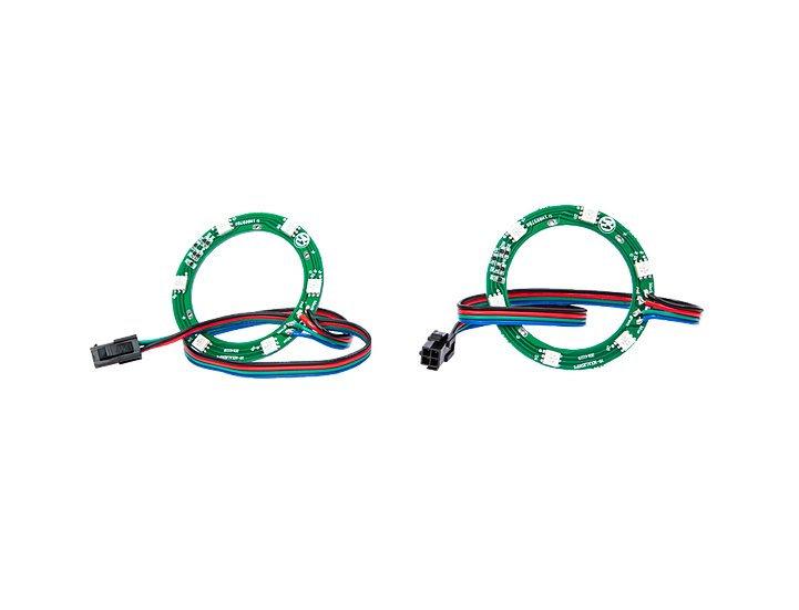 Memphis Audio - Coaxial Speaker LED Ring Kit