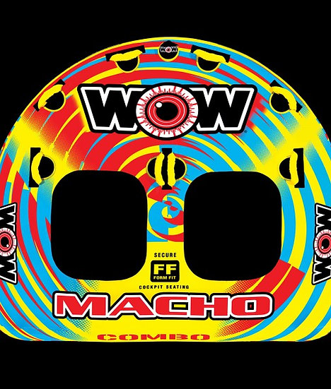 WOW - Macho Towable
