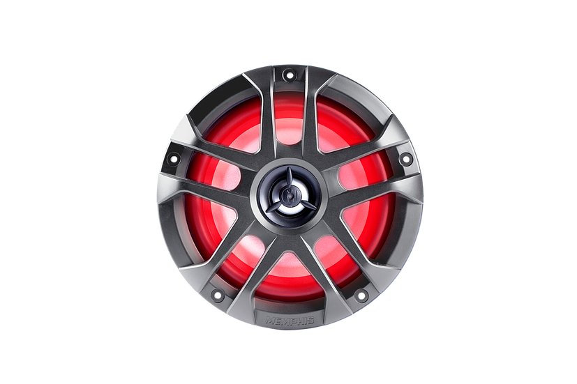 "Memphis 6.5"" Coaxial Speakers with RGB LED's"