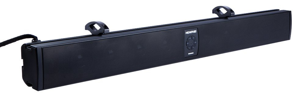 "Memphis Audio - 35"" Clamp Mount SoundBar"