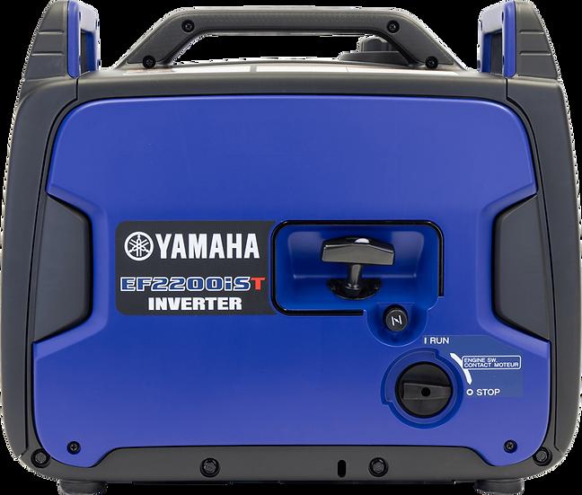 Yamaha EF2200iST Inverter Portable Generator