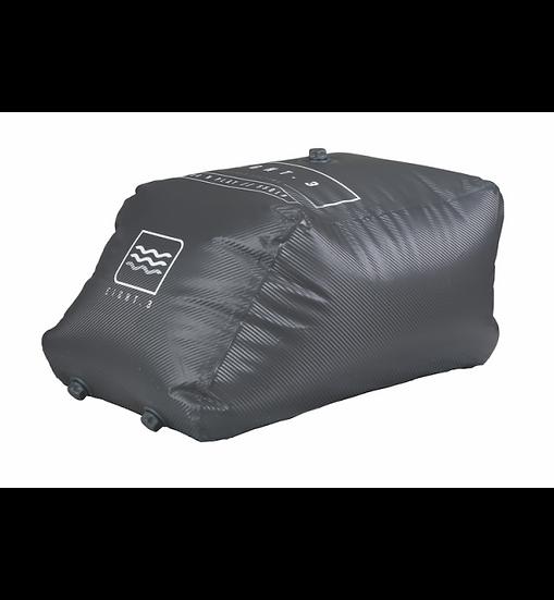 Plug N' Play - Tapered Ballast - 350lbs - Smoke/Carbon