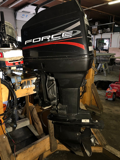 Force 120 HP 2 Stroke Outboard
