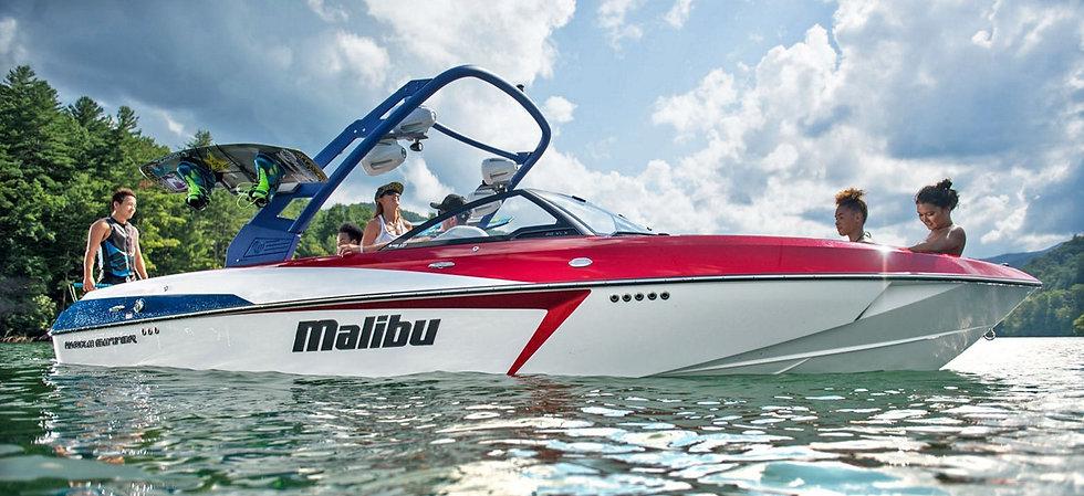 Malibu Boat Cover