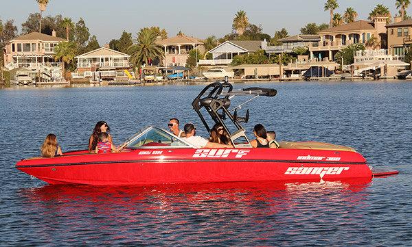Sanger Boat Cover