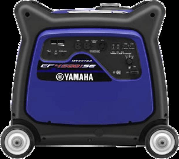 Yamaha EF4500iSE Inverter Portable Generator