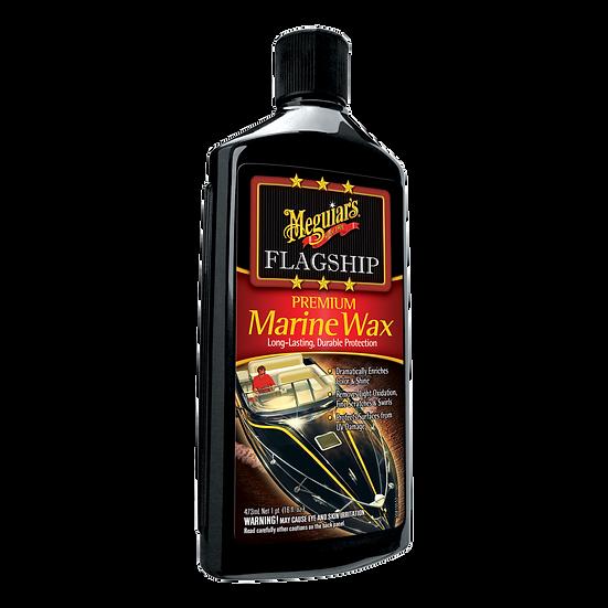 Meguiar's Flagship Premium Marine Wax - 16 oz