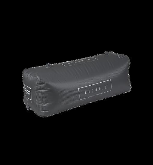 Plug N' Play - Trapezoid Ballast - 800lbs - Smoke/Carbon