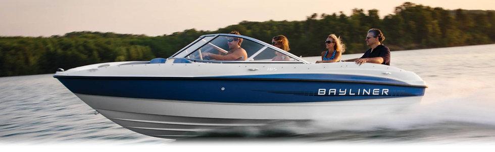 Bayliner Boat Cover