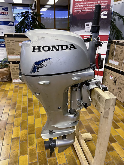 Used 2006 Honda 9.9Hp Outboard