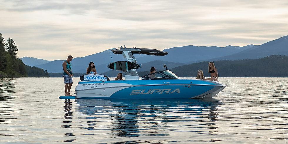 Supra Boat Cover