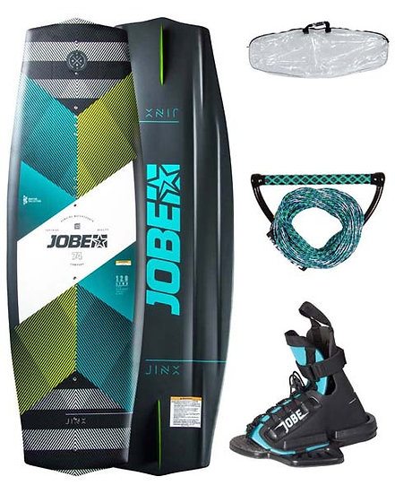 JOBE - Jinx Junior Wakeboard Package 128