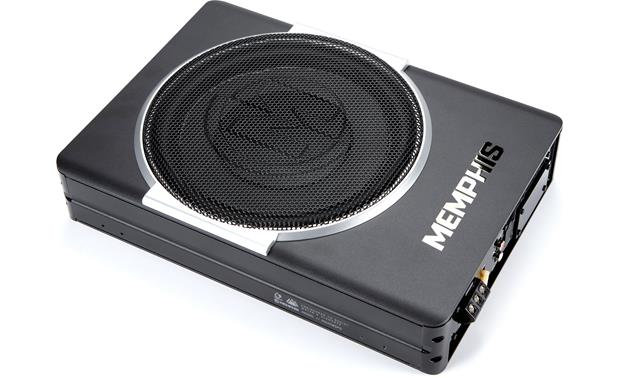 "Memphis Audio - 10"" NANO Box Subwoofer"