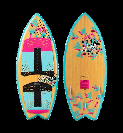 Ronix Womens Koal Classic Wakesurf Board