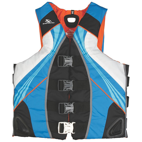 Stearns - Mens Illusion Series V-Fles Nylon Vest