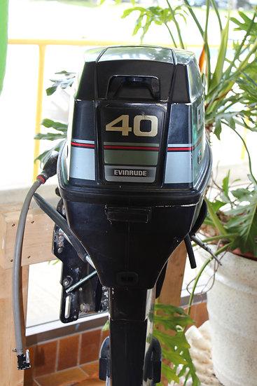 1997 Evinrude 40Hp Outboard