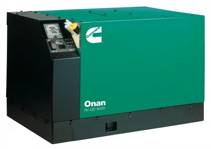 Onan QD 8000 for RV