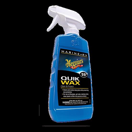 Meguiar's Spray Quik Wax - 16 oz.